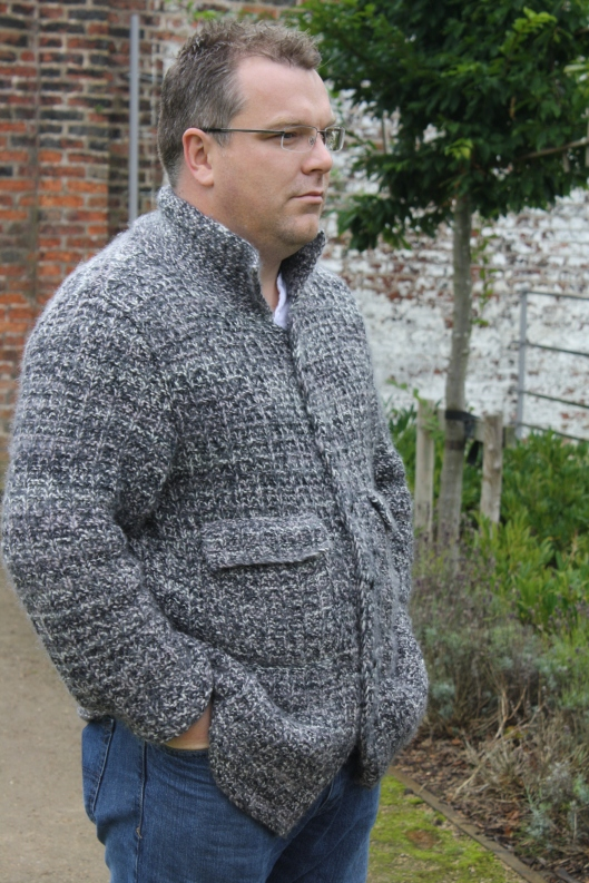 Whitfield Jacket by Anne Hanson