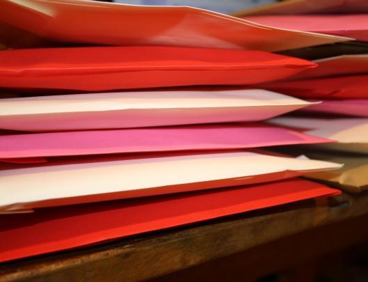 Red Velvet Pattern Stack