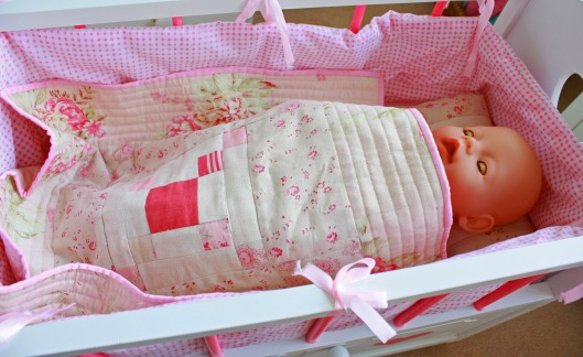 baby dolly bed