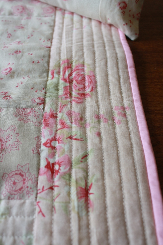 dolly quilt border