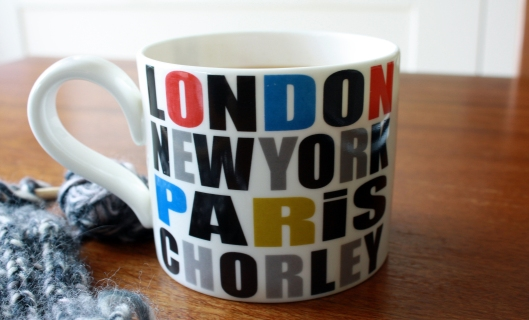Chorley - fashion capital of the North!
