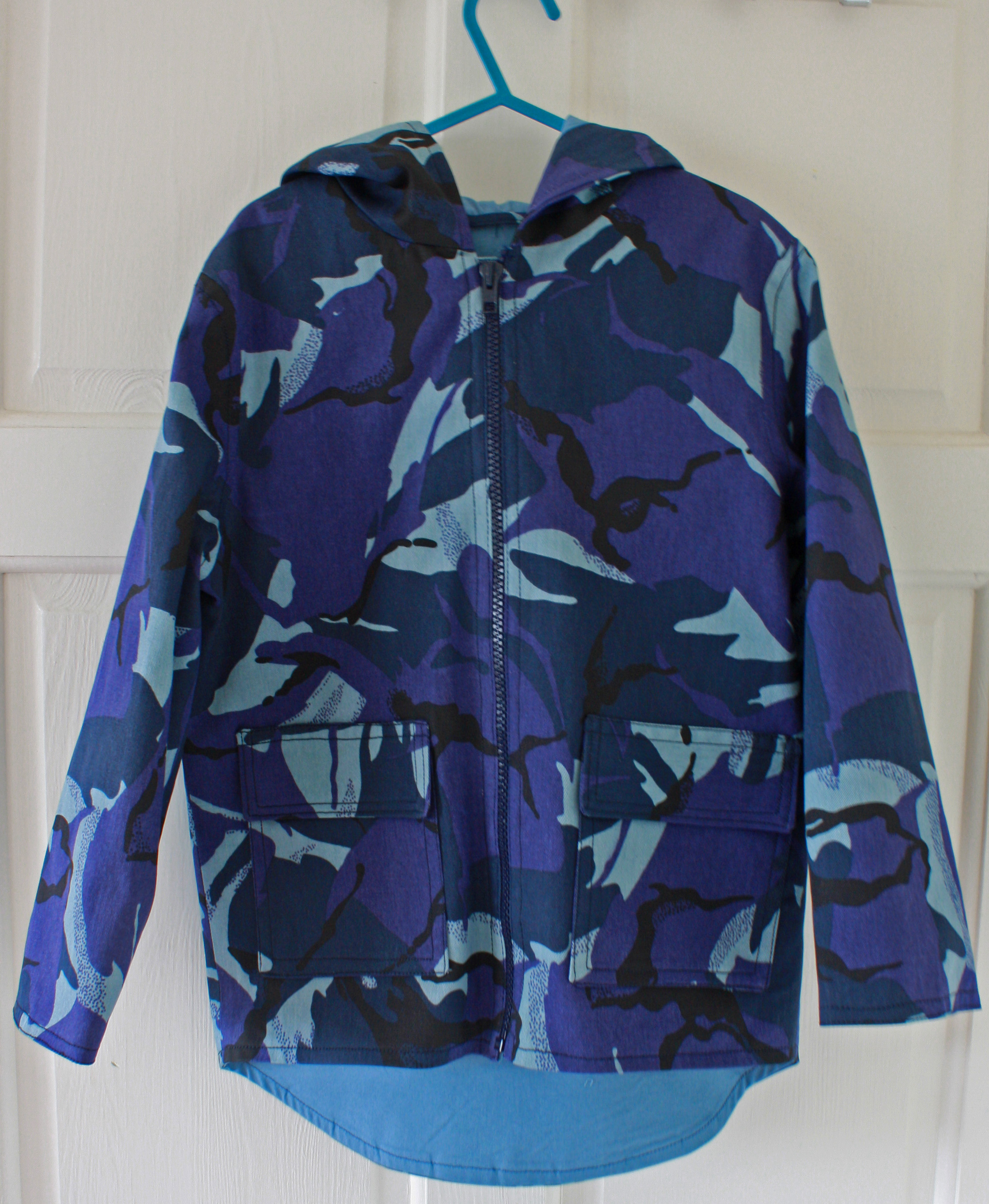 Spring Showers Jacket 1
