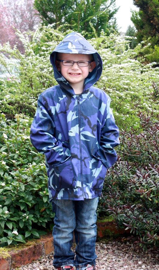 Spring Showers Jacket 5