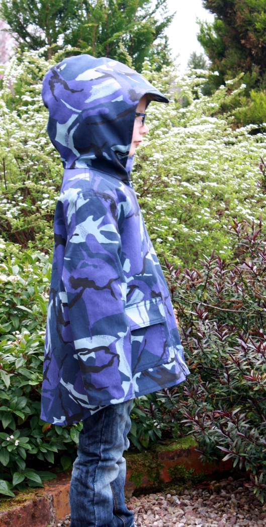 Spring Showers Jacket 7